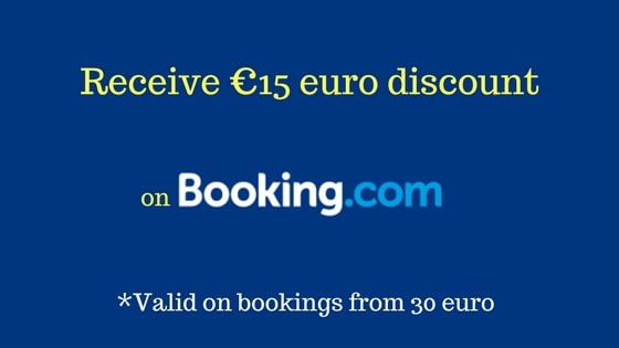 Booking travel discount