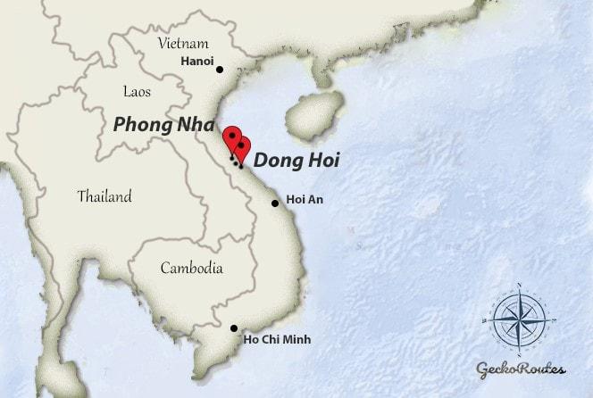 Dong Hoi to Phong Nha