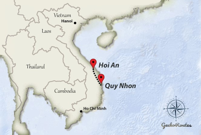 Train or Bus from Quy Nhon to Hoi An GeckoRoutescom