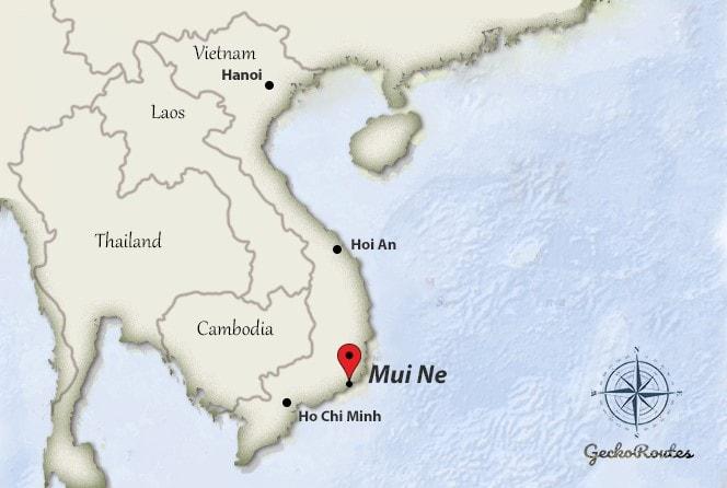 Mui Ne railway Vietnam