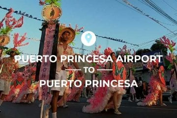 Puerto Princesa airport cover image