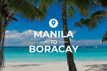 Manila to Boracay cover image