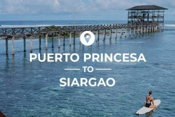 Puerto Princesa to Siargao cover image