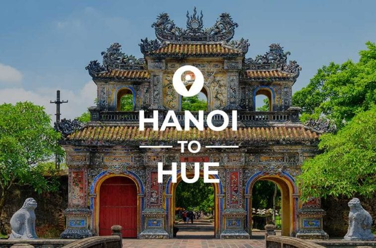 Hanoi to Hue cover image