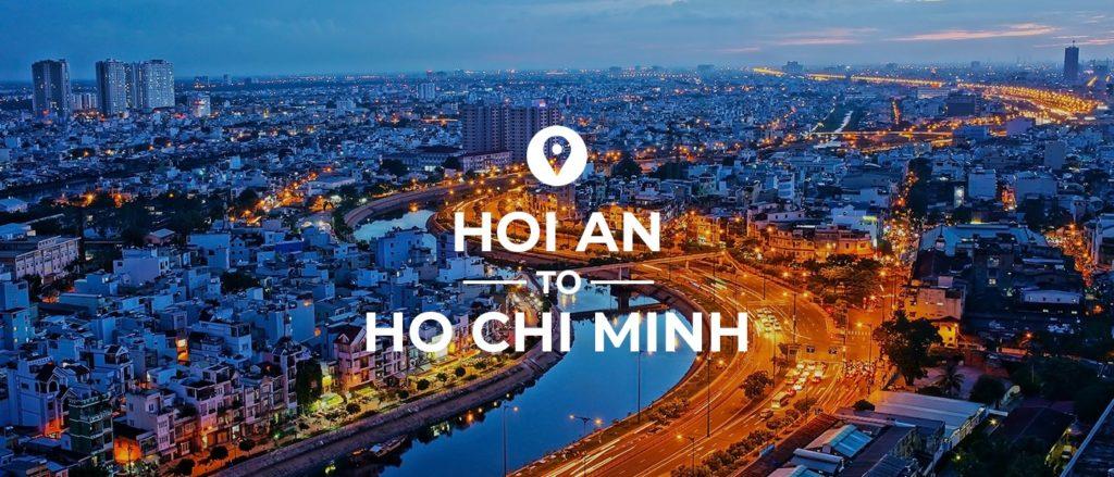 Hoi An to Ho Chi Minh
