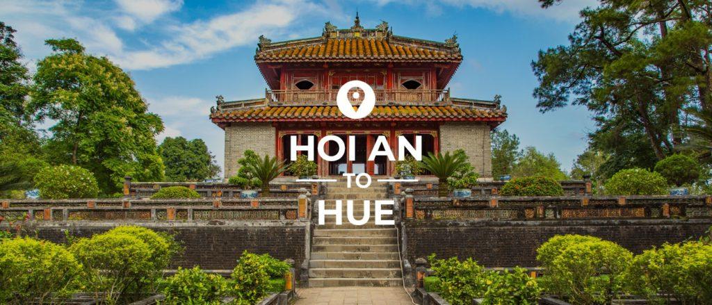 Hoi An to Hue