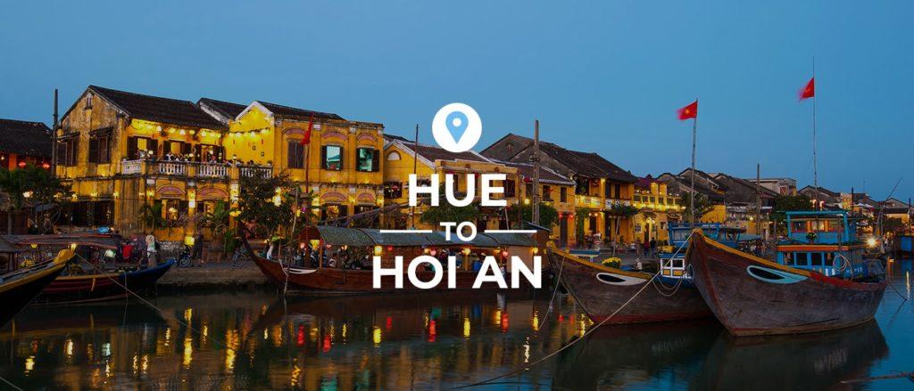 Hue to Hoi An