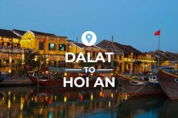 Da Lat to Hoi An cover image