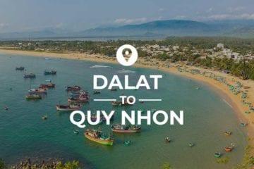Da Lat to Quy Nhon cover image