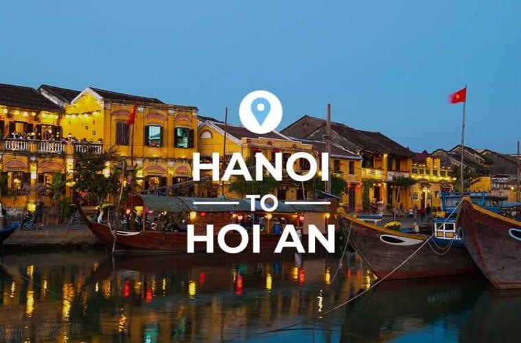 Hanoi to Hoi An cover image