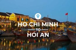 Ho chi Minh to Hoi An cover image
