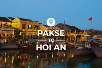 Pakse to Hoi An cover image