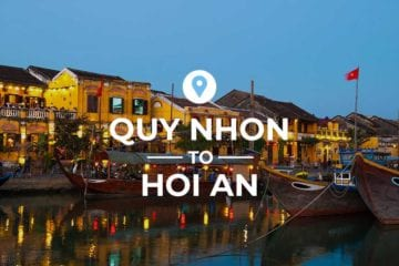 Quy Nhon to Hoi An cover image