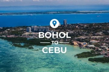 Bohol to Cebu cover image