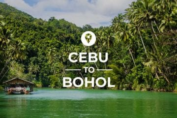 Cebu to Bohol cover image