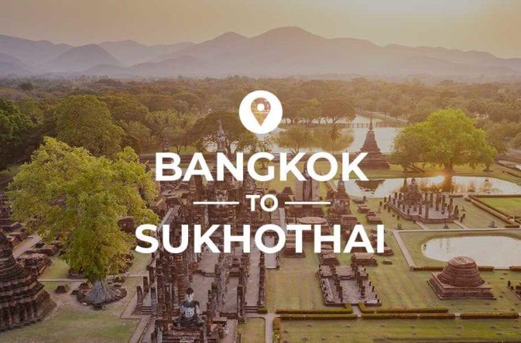 Bangkok to Sukhothai cover image