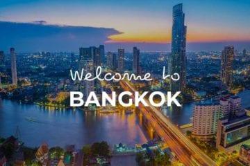 Bangkok cover image
