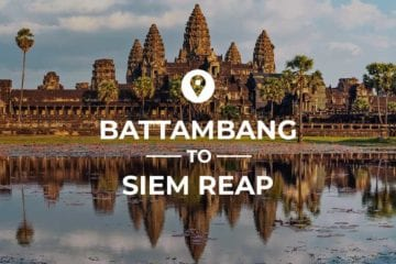 Battambang to Siem Reap cover image