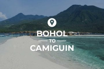 Bohol to Camiguin cover image