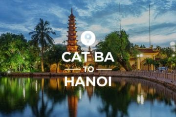 Cat Ba to Hanoi cover image