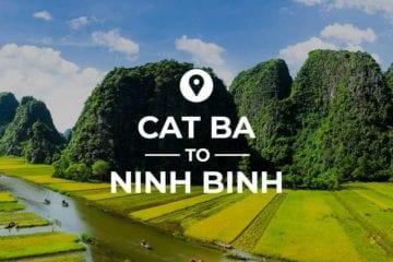 Cat Ba to Ninh Binh cover image