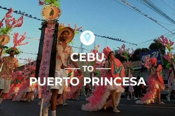 Cebu to Puerto Princesa cover image