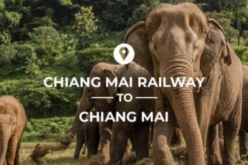 Chiang Mai Railway Station cover image