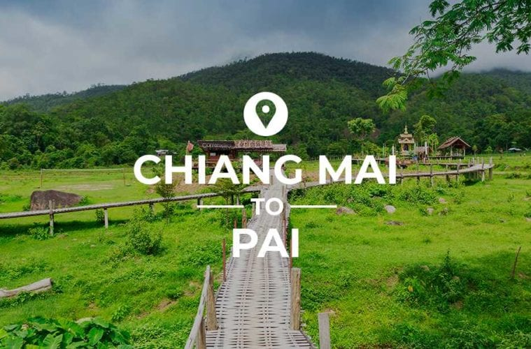 Chiang Mai to Pai cover image