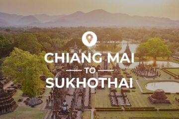 Chiang Mai to Sukhothai cover image