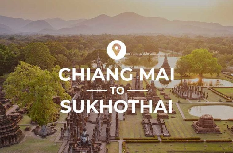 Chiang Mai to Sukhothai cover image