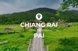 Chiang Rai to Pai cover image