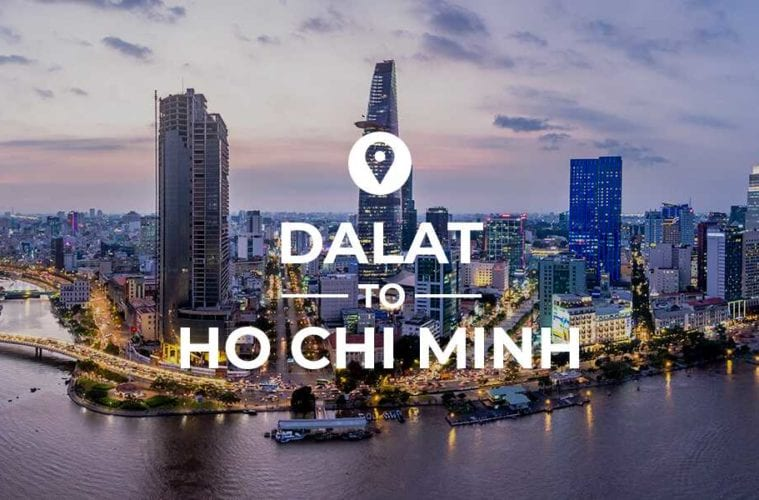 Da Lat to Ho Chi Minh cover image