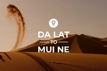 Da Lat to Mui Ne cover image