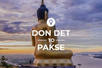 Don Det to Pakse cover image