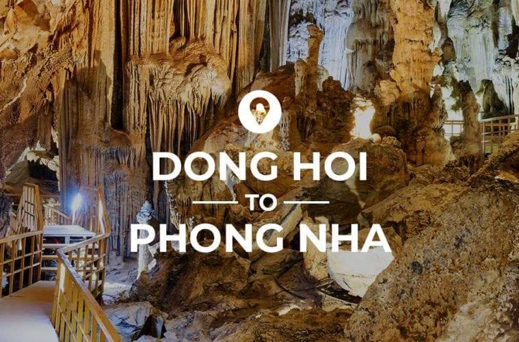 Dong Hoi to Phong Nha cover image