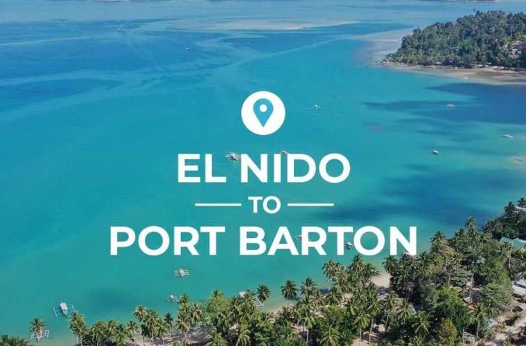 El Nido to Port Barton cover image