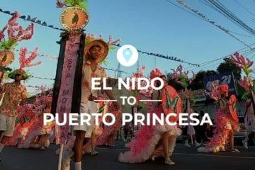 El Nido to Puerto Princesa cover image