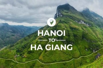 Hanoi to Ha Giang cover image