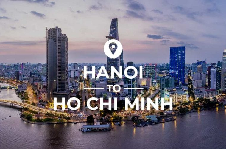 Hanoi to Ho Chi Minh cover image