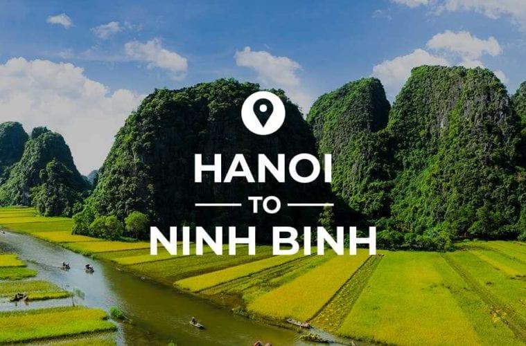 Hanoi to Ninh Binh cover image