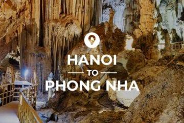 Hanoi to Phong Nha cover image