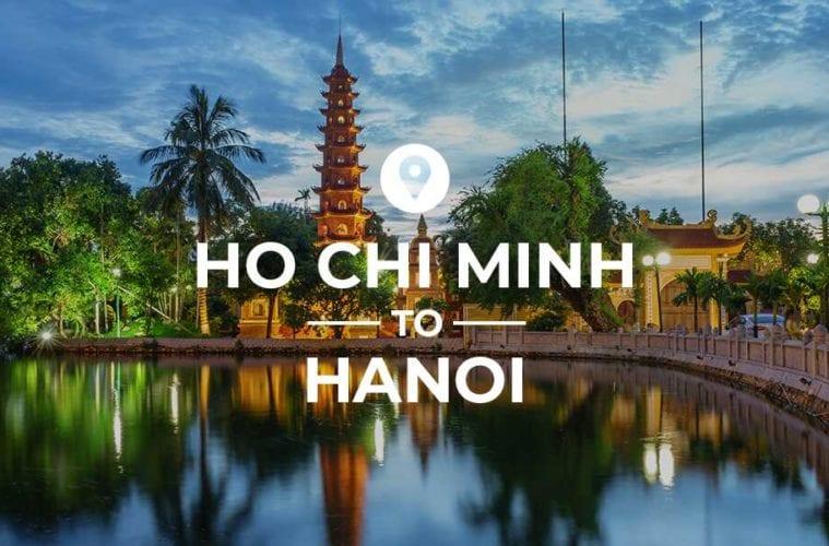 Ho Chi Minh to Hanoi cover image