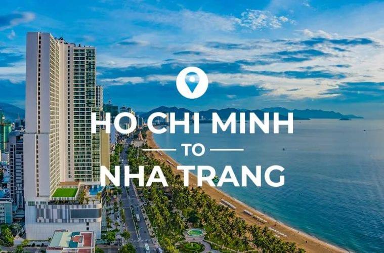 Ho Chi Minh to Nha Trang cover image