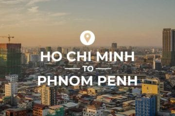 Ho Chi Minh to Phnom Penh cover image