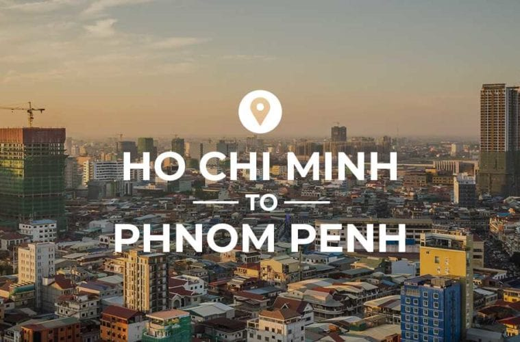 Ho Chi Minh to Phnom Penh cover image