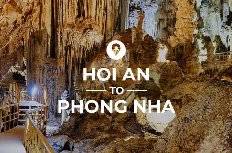 Hoi an to Phong Nha cover image