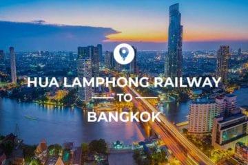 Bangkok Lamphing Railway