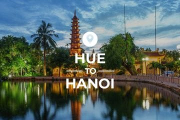 Hue to Hanoi cover image