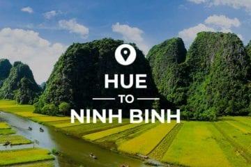 Hue to Ninh Binh cover image