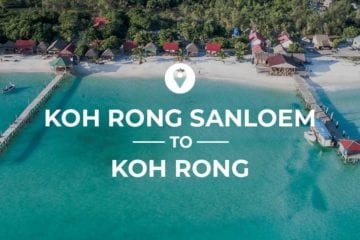 Koh Rong Sanloem to Koh Rong cover image